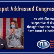 Obama's Puppet Addressed Congress Last Night