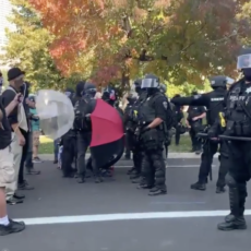 One Dead After Leftist BLM-Antifa Groups Clash With Patriot Rally In Denver