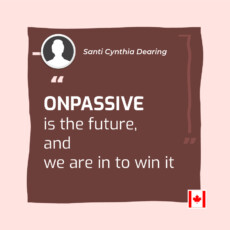 ONPASSIVE Is The Future, And We Are In To Win It