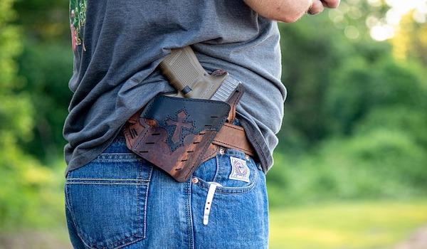 open carry glock holster