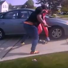 Openly Race Baiting Communist Simp LeBran James Caught Threatening Police on Social Media