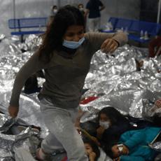 Pentagon OKs Third Military Base to House Migrant Children amid Surge