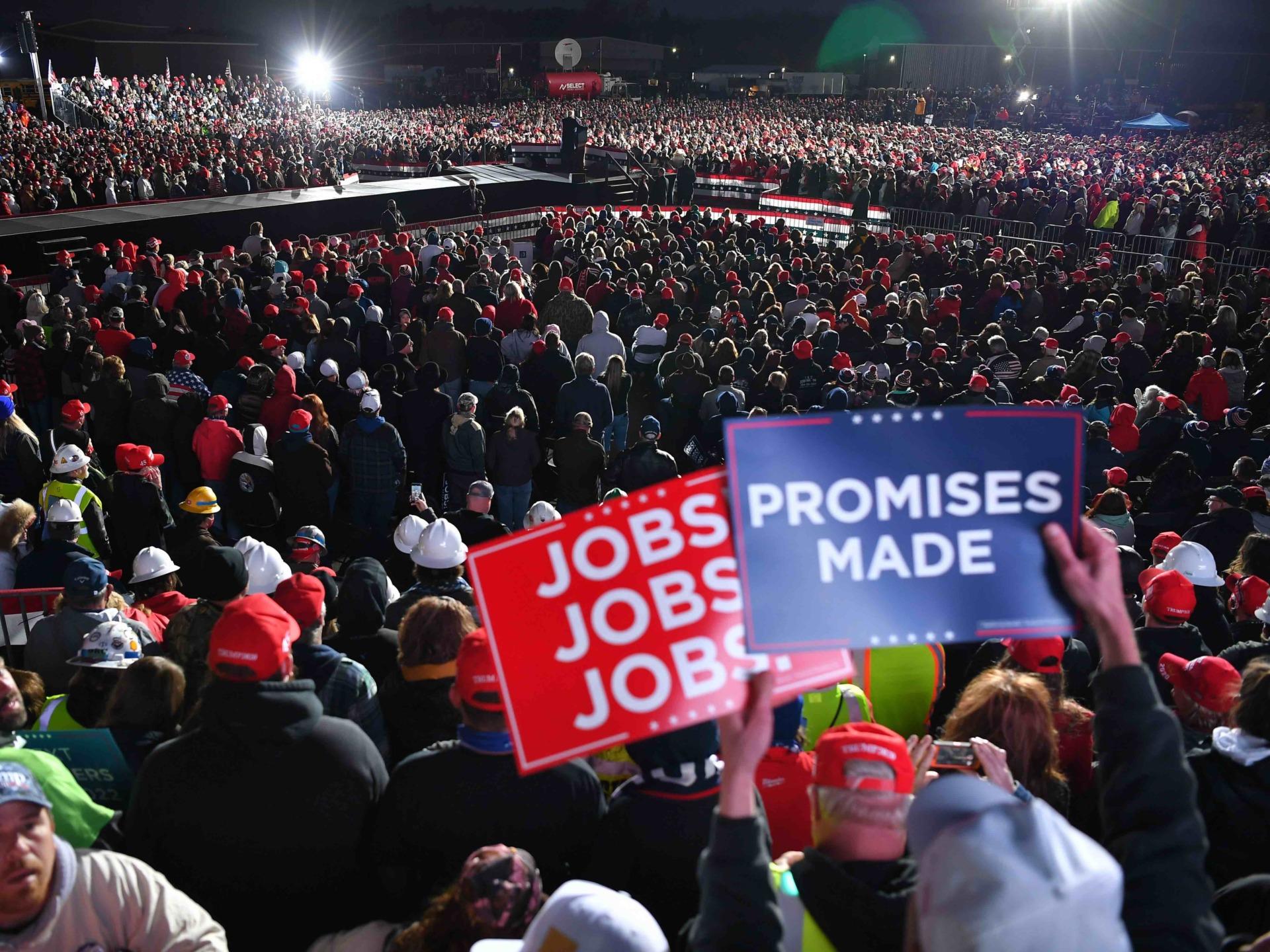 Trump in Butler Pennsylvania (Mandel Ngan / Getty)