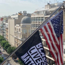 PHOTOS: U.S. Embassies, Consulates Worldwide Fly 'Black Lives Matter' Flag