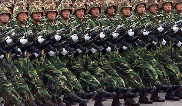 Trump Xi China Military Executive order President