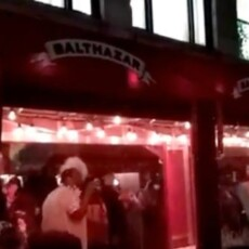 Protesters Disrupt Diners at New York City Eatery