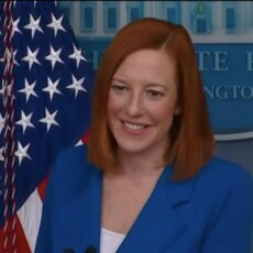 Psaki punts reporter's question about Pres. Biden and U.S. Space Force