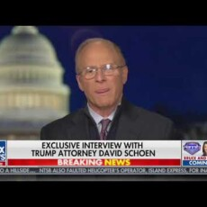 Quick hit from Trump lawyer David Schoen…