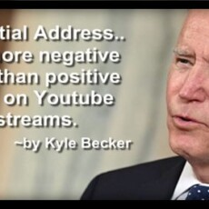 Real America Just Showed Biden What They Think of His First Presidential Address