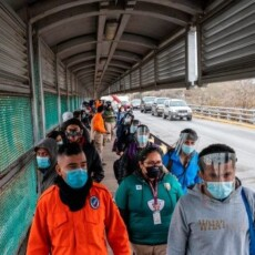 Report: Border Crossers Released into U.S. by Biden Officials Test Positive for Coronavirus