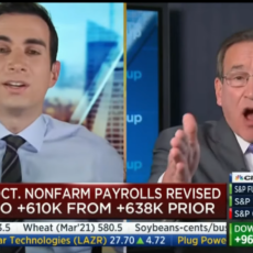 Rick Santelli Demands CNBC Panel Defend Big Box Stores Opening While Churches, Restaurants Closed