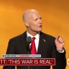 Rick Scott Blasts NCAA For Threatening To Withdraw Championships From Florida Over Transgender Sports Ban
