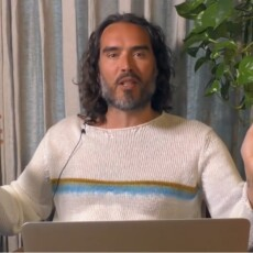 Russell Brand Rips Media And Big Tech For Colluding To Protect Joe Biden