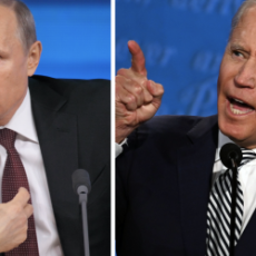 Russia-US Tensions at an Historic High: Biden Proposes an In-Person Meeting with Putin