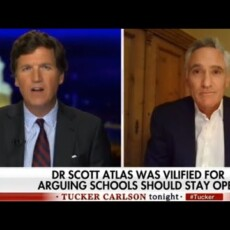 Scott Atlas resigns from White House… Interview with Tucker