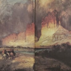 Some Awesome Old World Paintings Showing Ancient Ruins in America