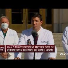 Statement From Trump doctors…
