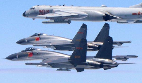 China Taiwan fighter jet