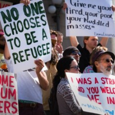 Taxpayer-Funded Refugee Contractors Cheer Joe Biden Surging Refugee Resettlement by 960 %