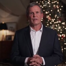 Tennesseans Didn't Elect Bill Lee To Have Him Cancel Christmas And Stomp The Constitution