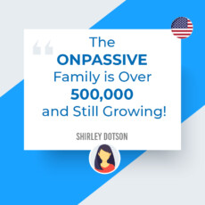 The ONPASSIVE Family is Over 500,000 and Still Growing!