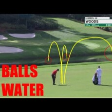 Tiger Woods worst hole…