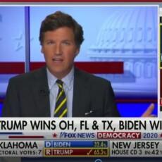 Tucker Carlson Blasts Polls And Polarization On Election Night