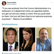 Twitter Troll Replaced 'Trump' With 'Cuomo' In Maxine Waters' Infamous Call To Violence And Democrats Lost Their Minds