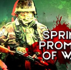 Video: A Spring Promise of War Dawns in Eastern Ukraine