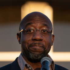 Video Surfaces Showing Democrat Rev. Raphael Warnock Mocking Churchgoers for Wanting to Defend Selves with Guns