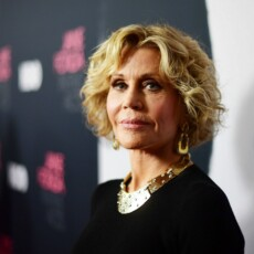 Watch: Biden Fundraiser Jane Fonda Says COVID-19 Is 'God's Gift to the Left'