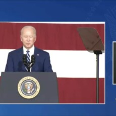 WATCH: Biden makes creepy remark to young girl
