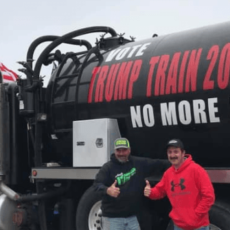 WATCH – Hundreds Join Pro-Trump Parade in Pennsylvania: 'We're Here to Make Noise'