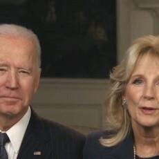Watch: Joe and Jill Biden Appear in Super Bowl LV Pre-Game Coronavirus PSA