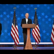 Watch Live — Biden pretends he's president, delivers remarks…