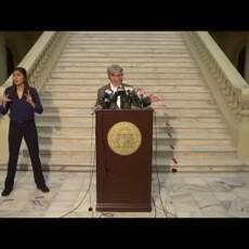 Watch Live — Georgia secretary of state holds election presser…