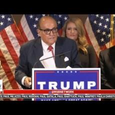 Watch Live — Giuliani holds legal team press conference in DC…