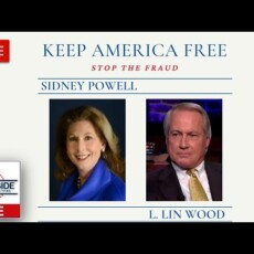 Watch Live — Lin Wood Sidney Powell press conference…