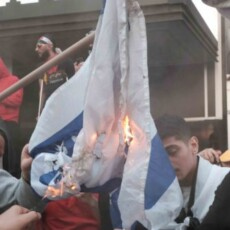 WATCH: Pro-Palestinian Rioters Appear to Attack, Spit on Jews in New York City