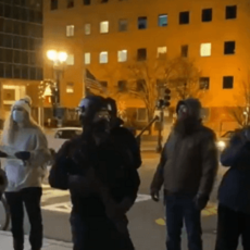 WATCH: We Support Karl Marx Not Biden, Say Armed Michigan Protesters