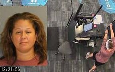 WATCH: Woman Angry With Cable Bill Takes Crowbar To Register
