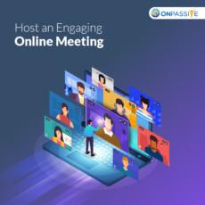 Ways to Host Engaging Meetings Online