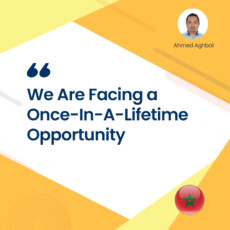 We Are Facing a Once-In-A-Lifetime Opportunity