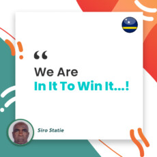 We Are In It To Win It…!
