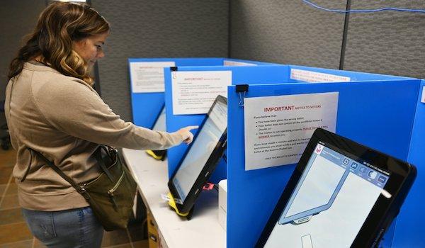 democrats big tech voter fraud dominion