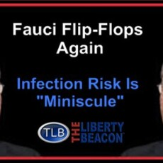 Well, Now We Have Another Fauci Flip-Flop to Add to the List [Video]
