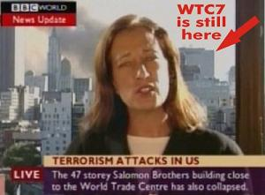 The Collapse of WTC Building Seven.