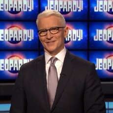 Who Wants To Be The Next 'Jeopardy!' Host: Anderson Cooper