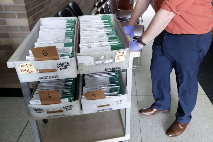 Whoa...35,000 Ballots that Were Deceptively Brought in…